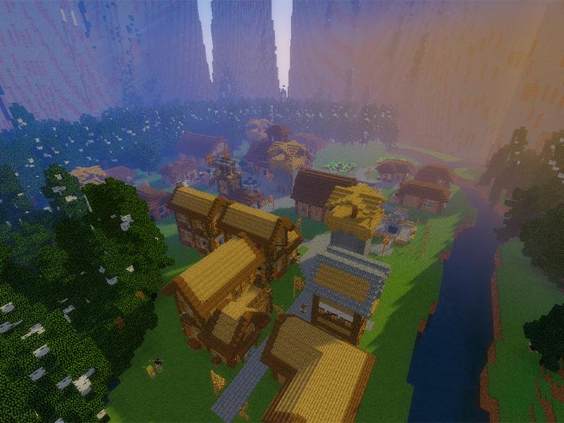 minecolonies forge mod minecraft