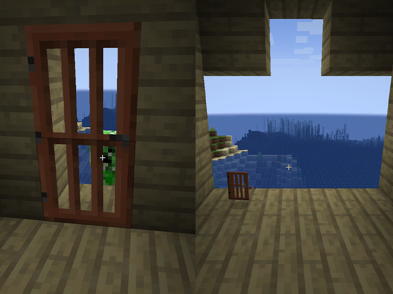 peeping creepers mod curseforge