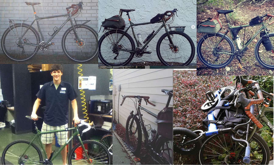 Photos to take when registering your bicycle