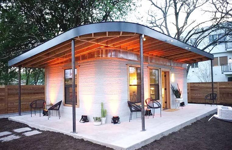 3d printed tiny house