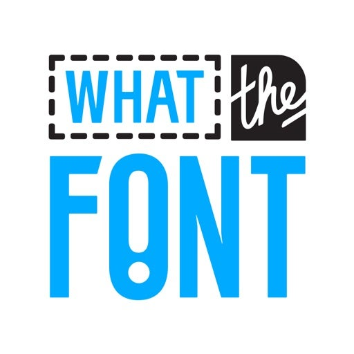 what the font app image