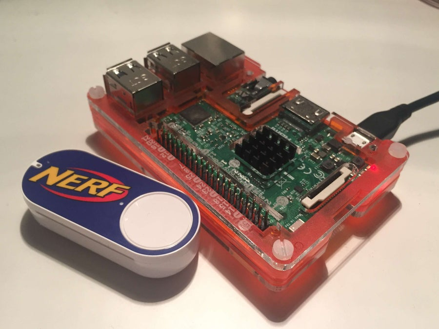 Post a Message to Slack Using Your Raspberry Pi and an Amazon Dash Button