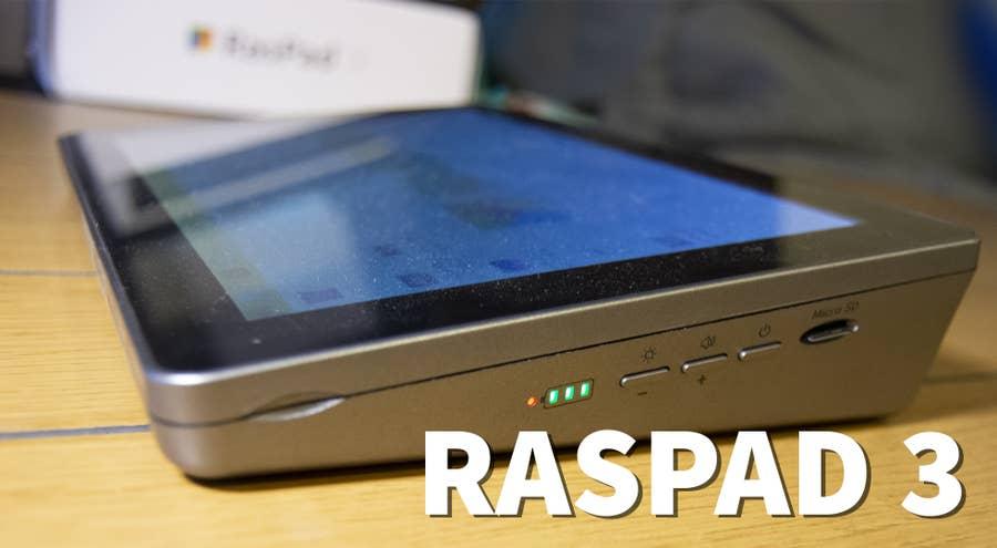 RasPad 3