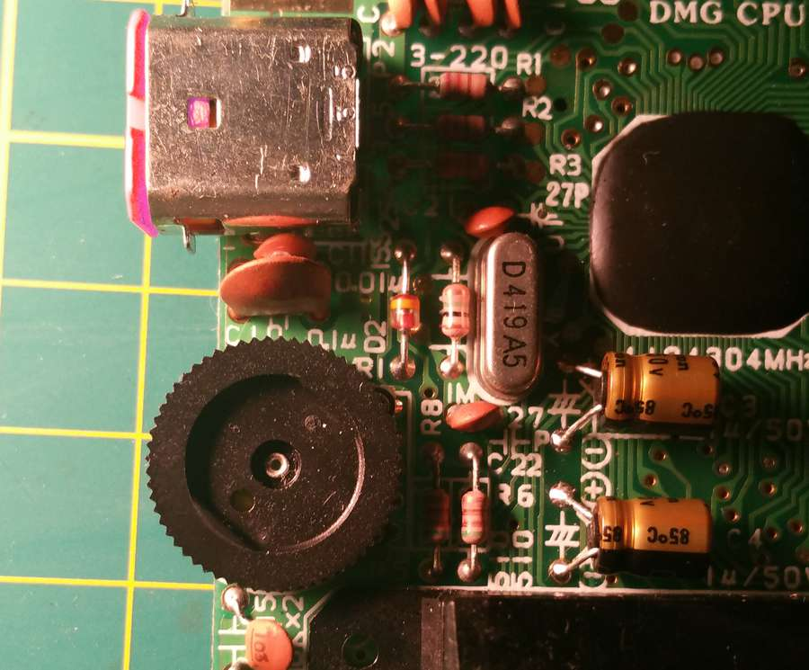 Install the new capacitors