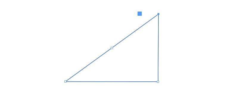 Right Triangle in InDesign