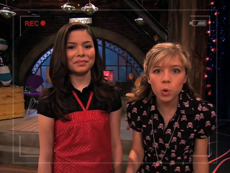 tv show reboot icarly