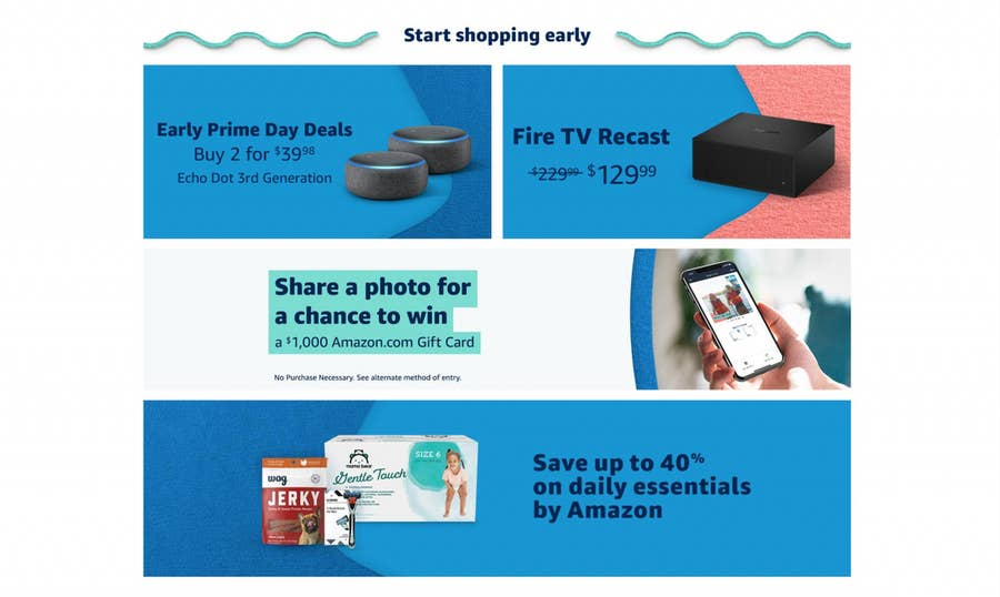 Deals for Prime Day