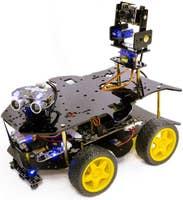 Yahboom Raspberry Pi Super Starter AI Robot Kit