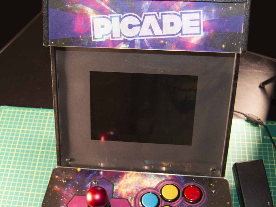 picade display screen