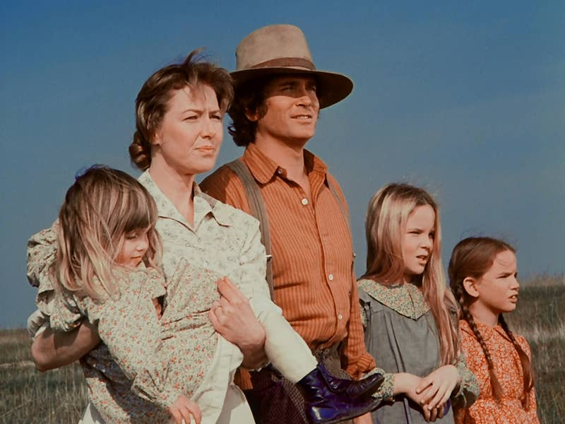 tv show reboot little house on the prairie