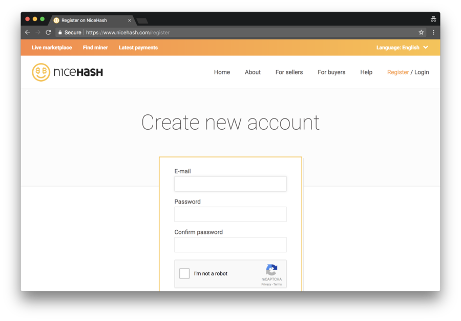 New Nicehash O >> Mine Bitcoin on your laptop with Docker - howchoo