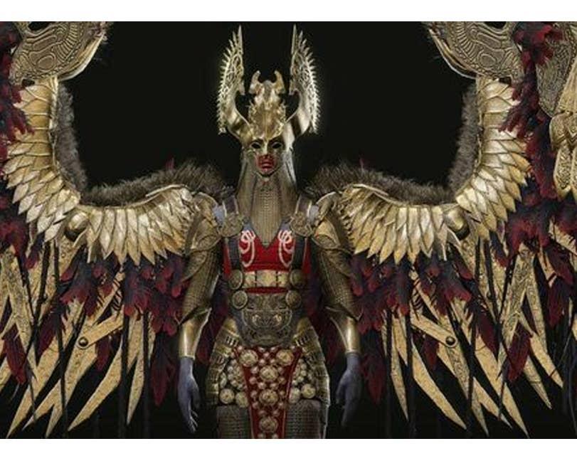 Valkyrie Queen Sigrun