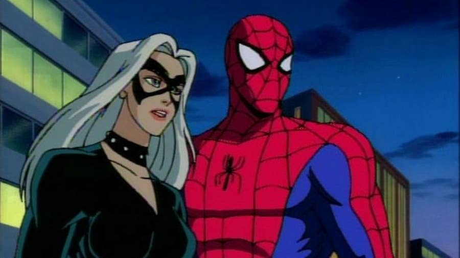 Spider-Man- The Animated Series