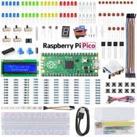 SunFounder Raspberry Pi Pico Basic Starter Kit