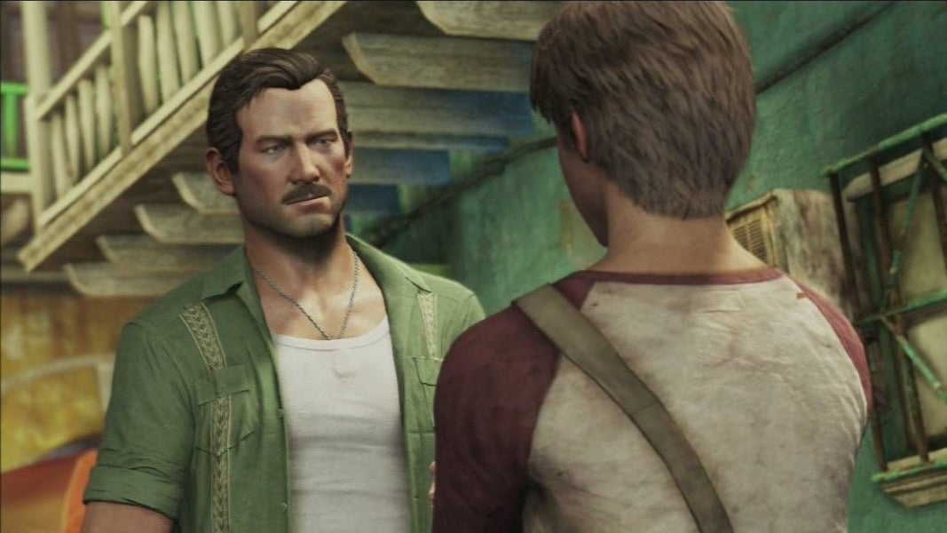 """Victor """"Sully"""" Sullivan from Uncharted"""