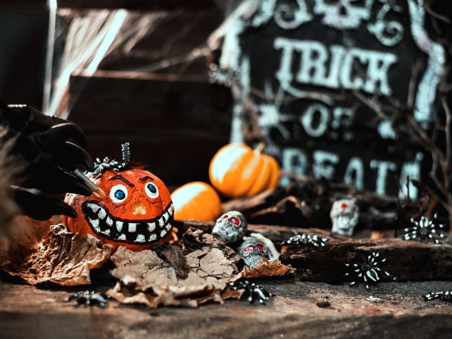 Creepy candy.
