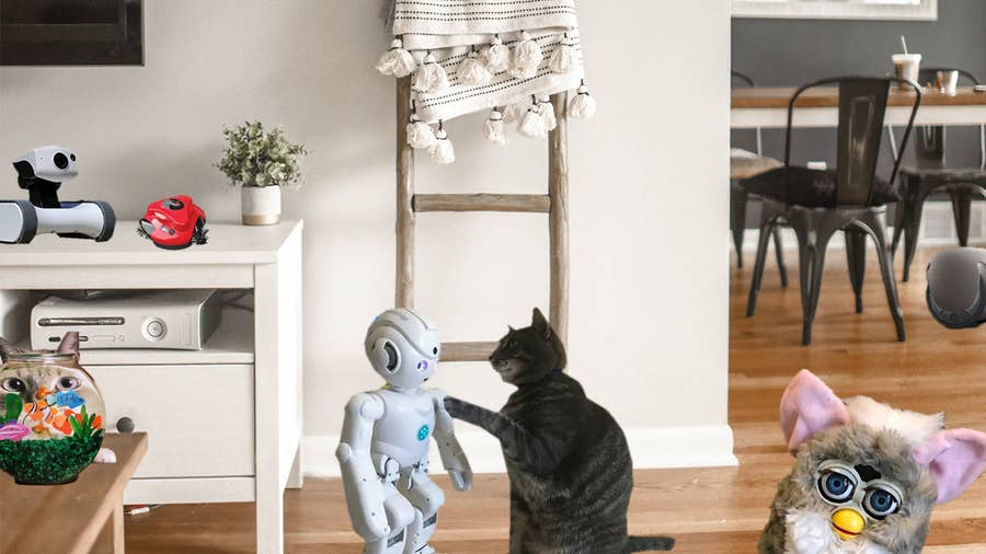 Robots You Can Own