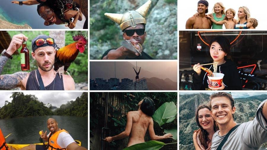 Best Travel Vloggers on YouTube