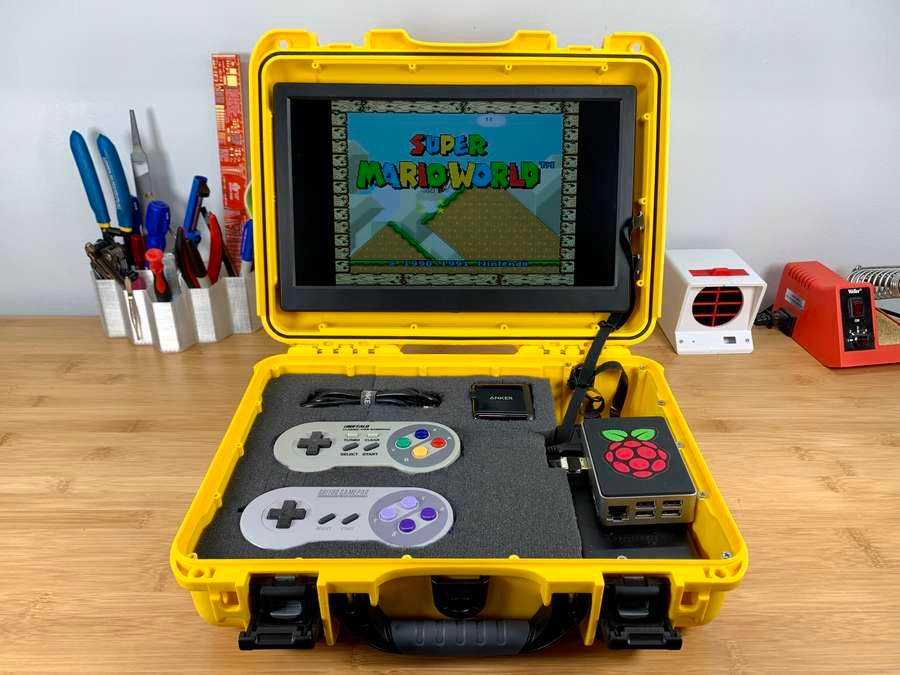 AdventurePi Console Edition