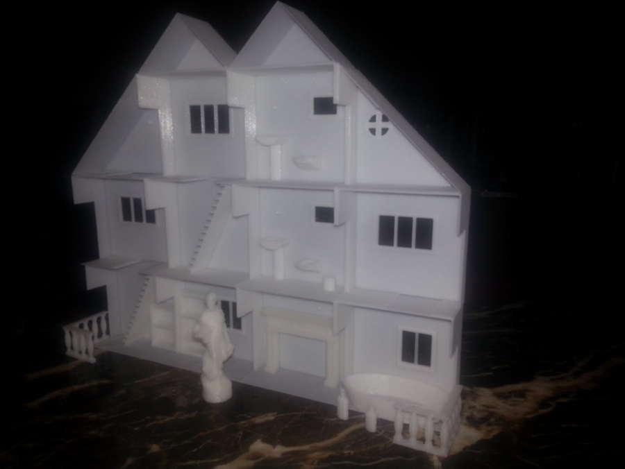 Modular Dollhouse