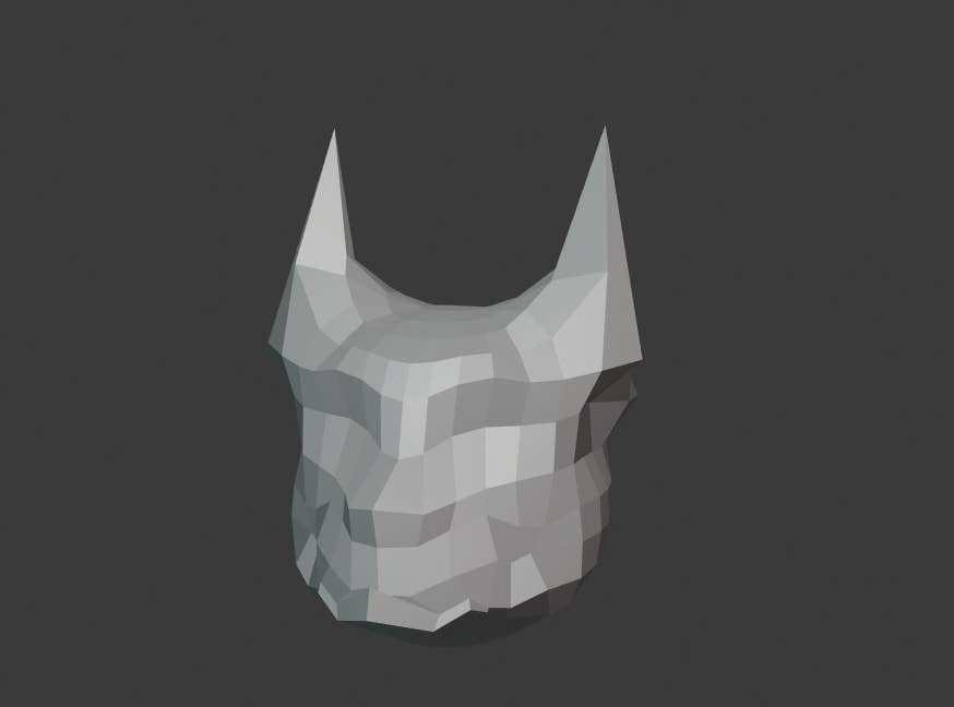 Blender Sculpted Object