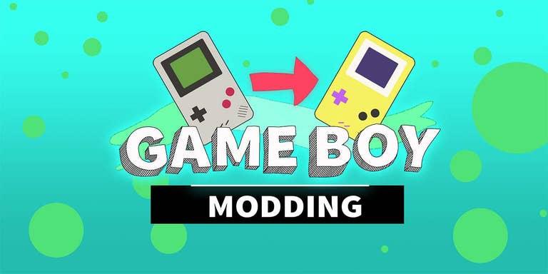 Game Boy Mods