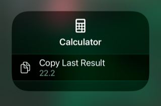 Calculator Control Pal