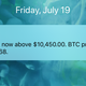 Your First IFTTT Project: Bitcoin Price Alerts
