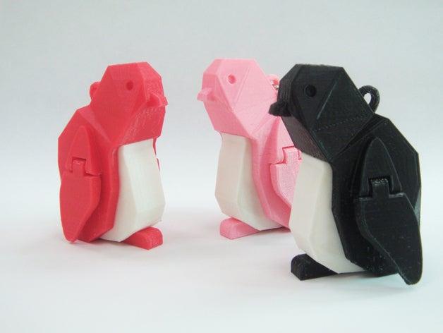 Articulated Penguin