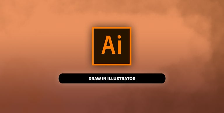Draw in Adobe Illustrator