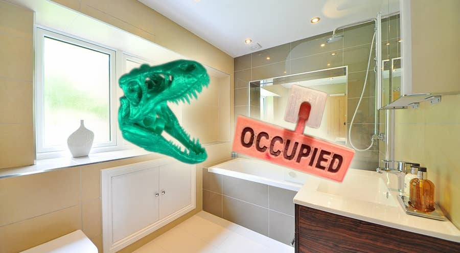 Practical Bathroom 3D Prints