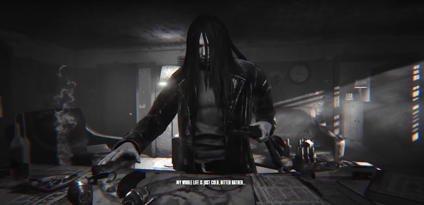 Hatred gameplay footage
