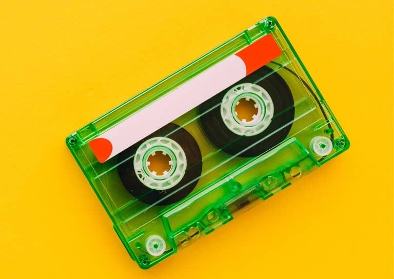Nostalgia casette
