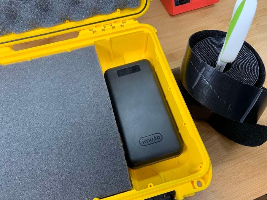 AdventurePi battery pack