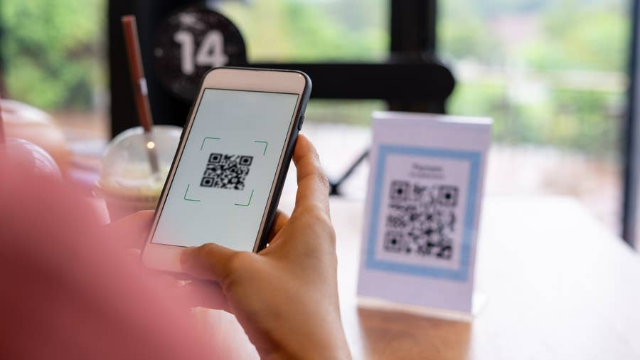 How to Scan a QR Code on an iPhone or iPad