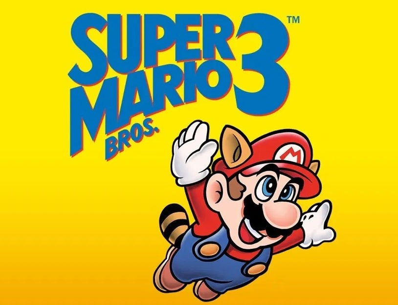 Super Mario 3 cover