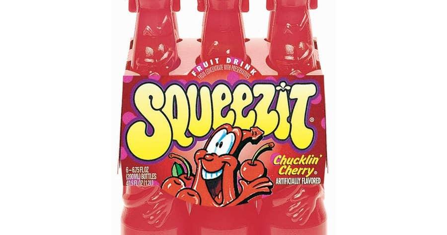 Squeezeit cherry