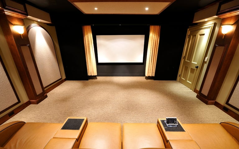 Home Theatre Example