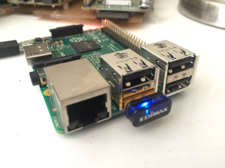 How to Set up the Edimax EW-7811Un USB WiFi Adapter on Your Raspberry Pi