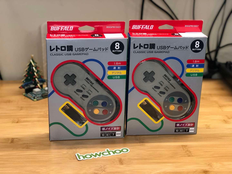 (2x) Buffalo USB controllers