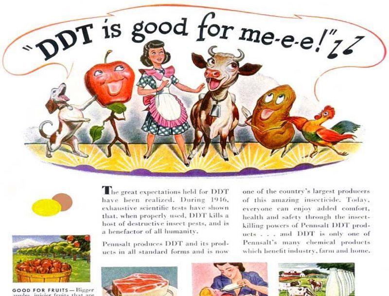 DDT advertisement