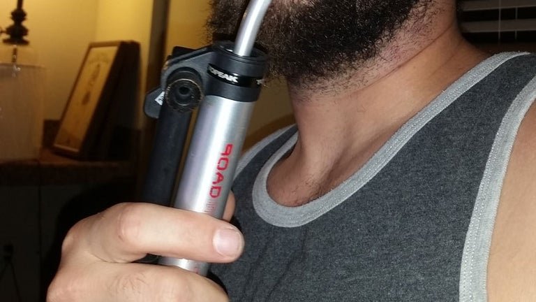 Replace the Plunger on a Topeak Road Morph G and Pump