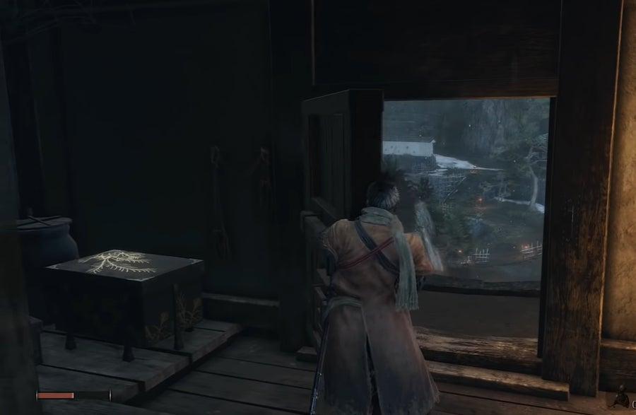 Sekiro gameplay