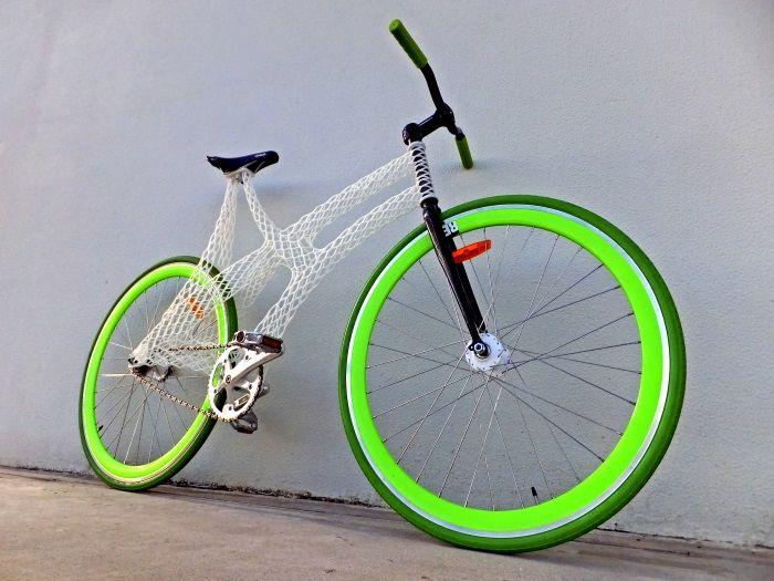 3D printed Bicycles