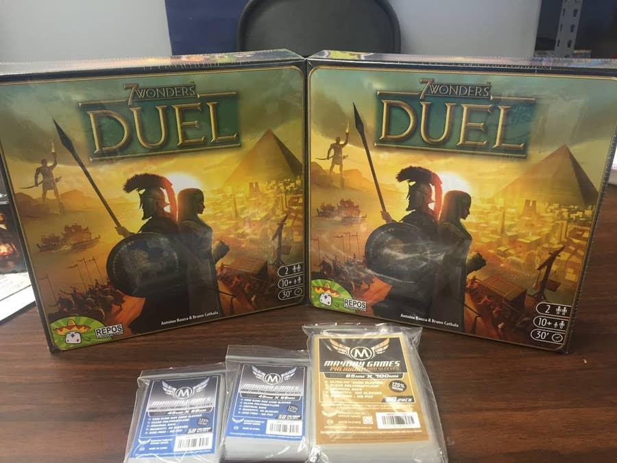 7 Wonders: Duel (2015)