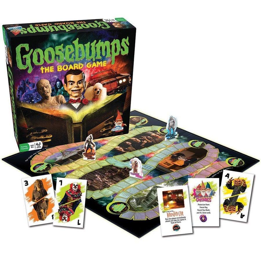 Goosebumps Movie Board Game