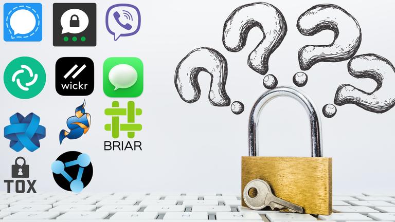 alternatives to whatsapp and telegram