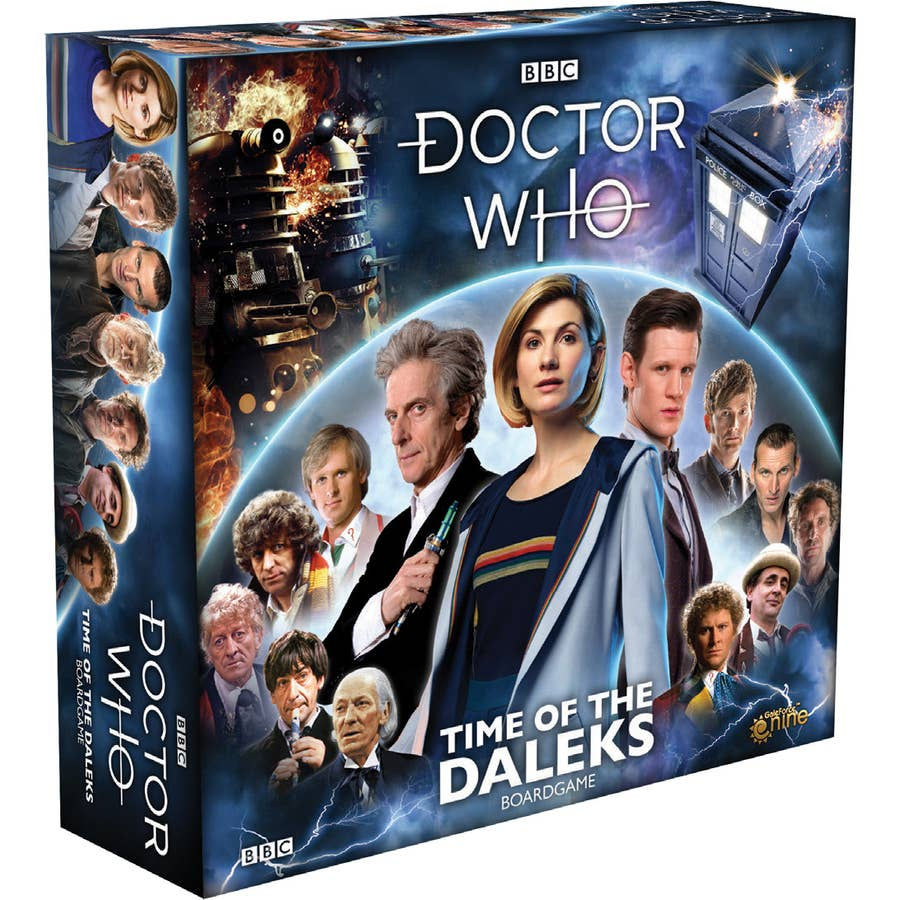 Doctor Who: Time of the Dalek