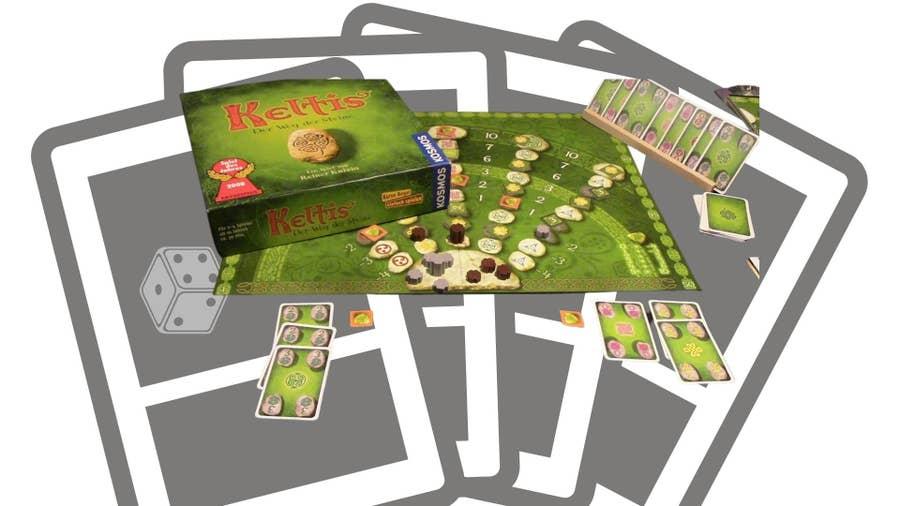 Keltis: Das Kartenspiel (2009)