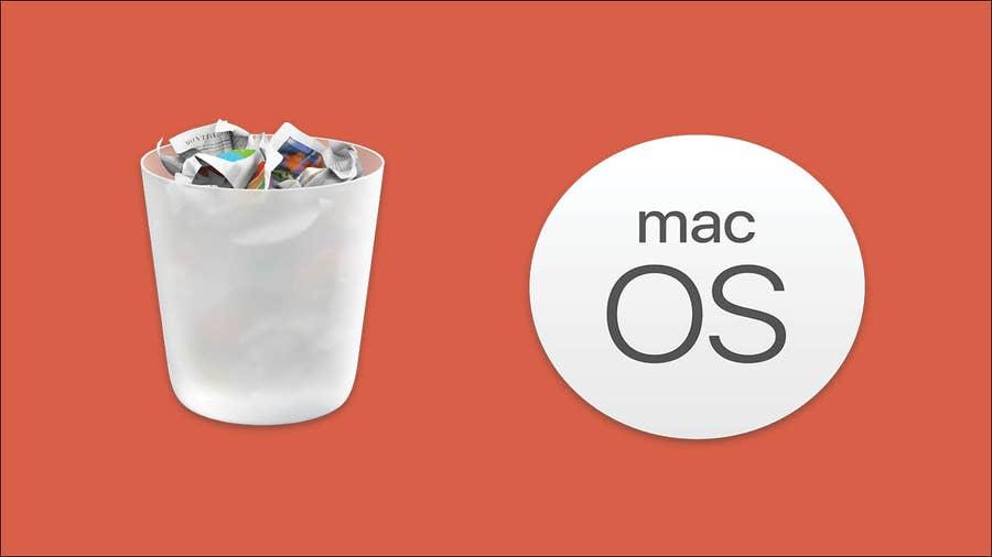 Securely Empty Trash in MacOS